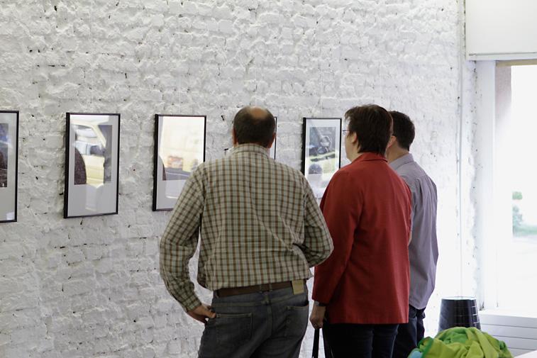 Bilder von der Vernissage Heiko Muscheid